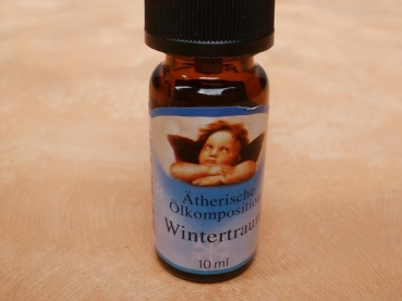 Ätherische Ölkomposition Wintertraum 10 ml