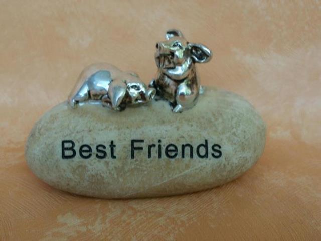 Schweinischer Vierer Zwischen Freunden